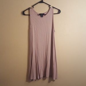 Forever 21 sleeveless mid length dress